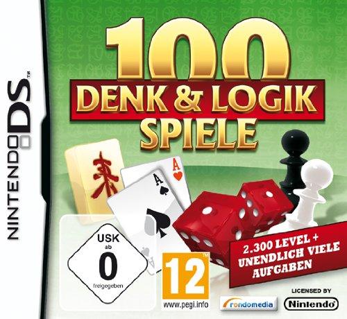 100 Denk- & Logikspiele DS