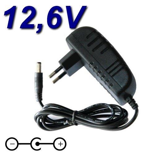 TOP CHARGEUR * Netzteil Netzadapter Ladekabel Ladegerät 12.6V 2A für Lithium Ion Battery Charger Li-ion Ladegerät Akku LiPo 3S 10.8V 11.1V 12.6V 2A