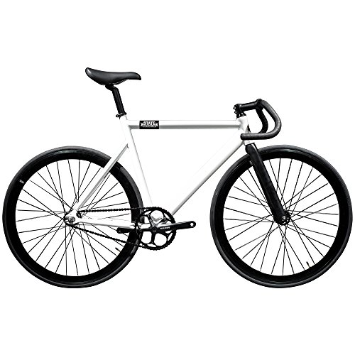 State Bicycle Black Label 6061 Aluminum Fixed...