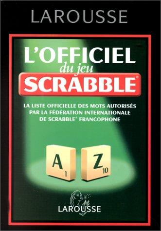 Officiel du Scrabble, numéro 3