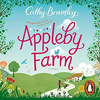 Appleby Farm                   By:                                                                                                                                 Cathy Bramley                               Narrated by:                                                                                                                                 Colleen Prendergast                      Length: 13 hrs and 18 mins     158 ratings     Overall 4.5