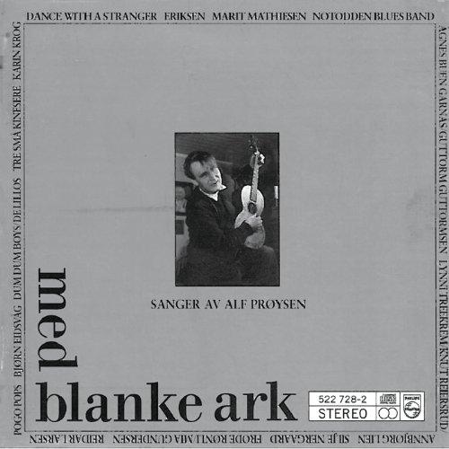 Med Blanke Ark - Sanger av Alf Prøysen