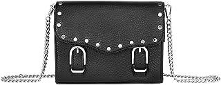 Rebecca Minkoff Biker Mini Doctor Bag Ladies Small Leather Satchel HF17EDBX14