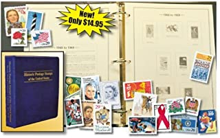 U.S. Postage Stamp Collecting Kit Includes Free Stamps and Hinges