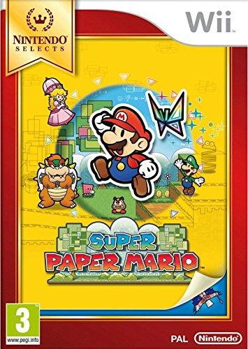 SUPER PAPER MARIO WII [ ]