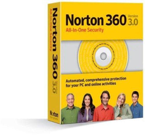 Norton 360 version 3 - 3 postes - Mise à jour