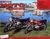 E.T.A.I - Revue Moto Technique 21 - YAMAHA 125 RS-DX / GUZZI V7 750S-850T-1000