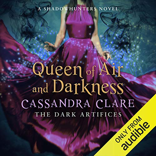 Queen of Air and Darkness  By  cover art