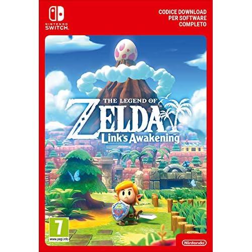 The Legend of Zelda: Link's Awakening   Switch - Download Code