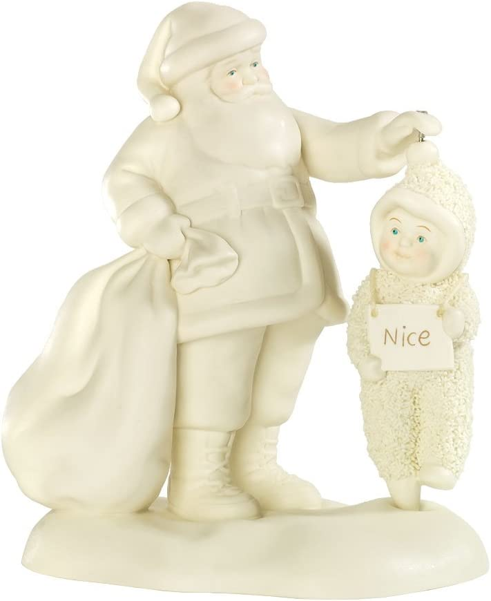 Department 56 Clearance SALE Limited time Snowbabies He's His Checking Figurine List Gifts