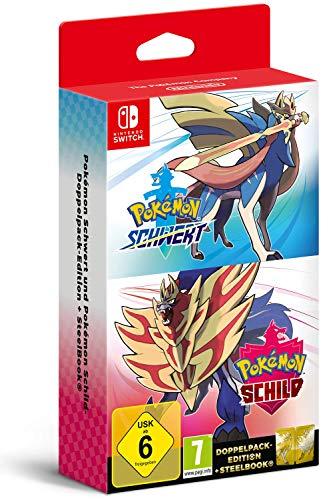 Pokémon SchwertundPokémon Schild - Doppelpack [Nintendo Switch]