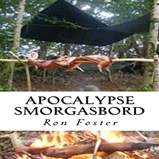 Apocalypse Smorgasbord: Prepper up Grid Down audiobook cover art