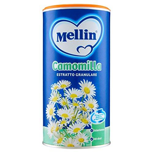 Mellin Tisana Camomilla Estrato Granulare Zuccherato, 200g