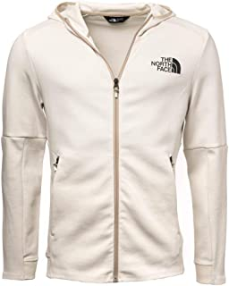 The North Face VISTA TEK FULLZIP HOODIE for MEN - Off White L