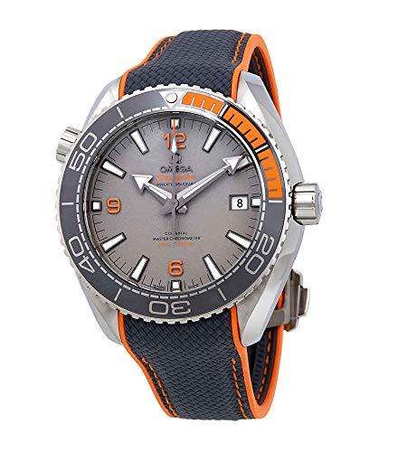 Omega Seamaster automatico quadrante grigio orologio uomo 215.92.44.21.99.001