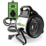 Bio Green PAL 2.0/USDT Palma Greenhouse Heater incl. Digital Thermosta