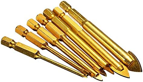 7pcs lot Spear 70% OFF Outlet Head Drill Bits Set Fo Tungsten Bit overseas Carbide