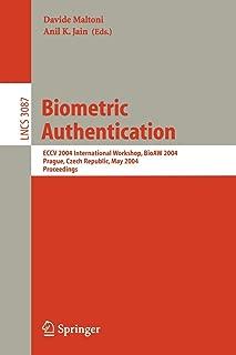 Biometric Authentication: ECCV 2004 International Workshop, BioAW 2004, Prague, Czech Republic, May 15, 2004, Proceedings (Lecture Notes in Computer Science)