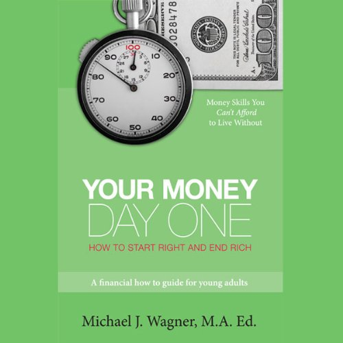 Your Money, Day One audiobook cover art