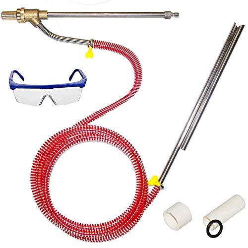 Twinkle Star Pressure Washer Sandblasting Kit, Wet Abrasive...