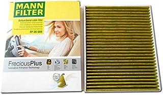 MANN FILTER Original Filter Innenraumluft FP 26 009