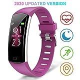 BingoFit Slim HR Kids Fitness Trackers, Heart Rate Monitor Activity Tracker Watch