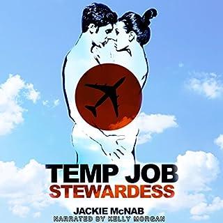 Temp Job: Stewardess audiobook cover art