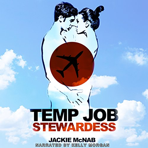 Temp Job: Stewardess audiobook cover art