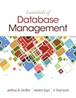 Essentials of Database Management Front Cover