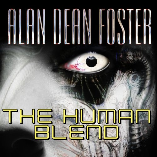 The Human Blend audiobook cover art