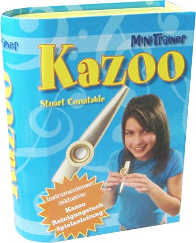 Constable Stuart Mini Trainer Kazoo Book