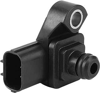 Sensores de presi/ón de aire Qiilu Sensor de presi/ón MAP sustituye 13628617097 para 128i 325i 328i 330i E90 E91 E92 E82