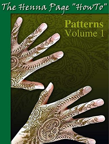 The Ultimate How To Draw Henna Patterns Book: Teach Yourself Henna Mehndi Body Art Tattoo, Easy to Follow Instructions, Beginner Friendly Diagrams