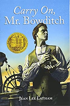 Paperback Carry On, Mr. Bowditch Book