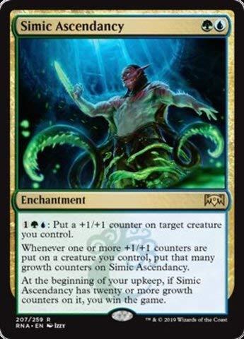 Magic The Gathering - Simic Ascendancy (207/259) - Ravnica Allegiance
