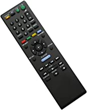 HCDZ Replacement Remote Control for Sony RMT-B106A RMTB106A BDP-S780 Blu-ray BD DVD Player