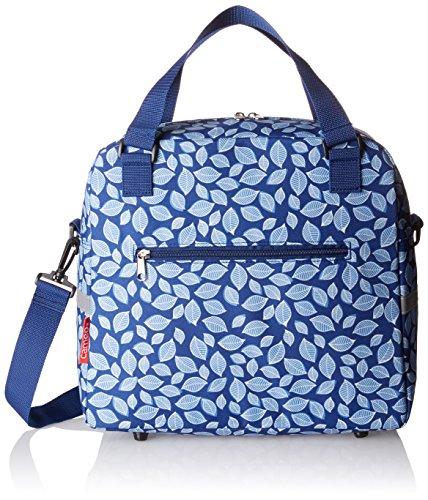 New Looxs Cameo Shoulder Gepäckträgertasche, Blue, 35 x 32 x 15 cm
