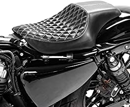 Selle monoplace pour Harley Davidson Sportster Forty-Eight 48// Special 10-20 Craftride HS1
