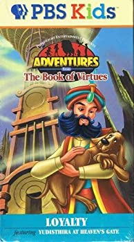 Adventures From The Book Of Virtues  Loyalty [VHS]