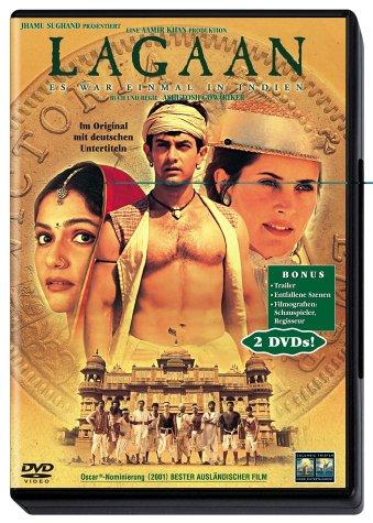Lagaan - Es war einmal in Indien (2 DVDs) (OmU)