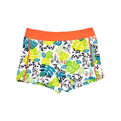 Boxer de bain vert bébé garçon Exotic Summer - Taille - 18 mois (86 cm)