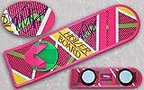 Michael J. Fox Signed Back to the Future II Replica Hoverboard PSA/DNA COA