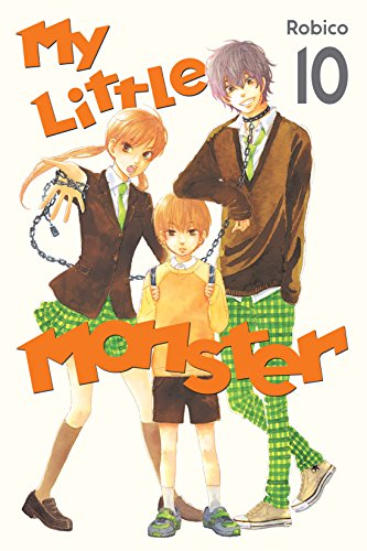 My Little Monster Vol. 10 (English Edition)
