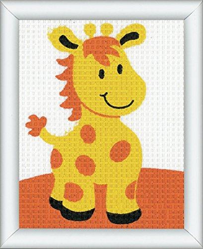 Vervaco Kit de Punto de Cruz Girafa