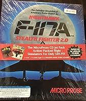 F-117A NightHawk Stealth Fighter 2.0 (輸入版)