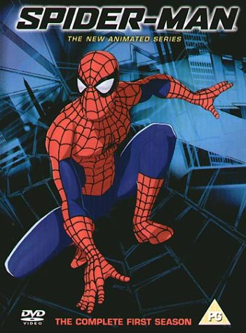 Spider-Man: The New Animated Series [2 DVDs] [UK Import]