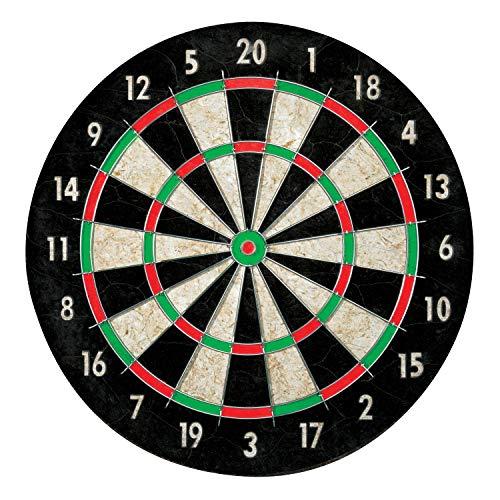 "Franklin Sports Professional Dartboard - Regulation Size Dartboard - 18"" Inch Dartboard"