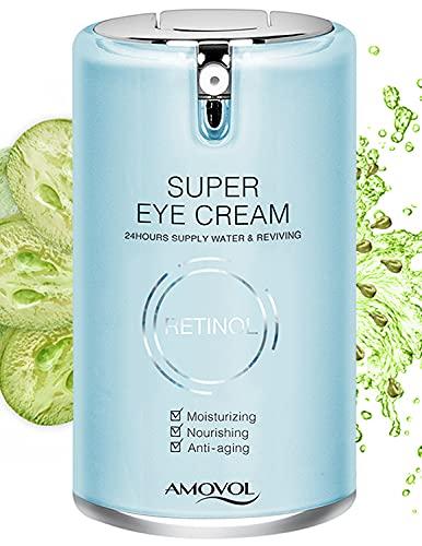 Eye Cream for Dark Circles and Puff…
