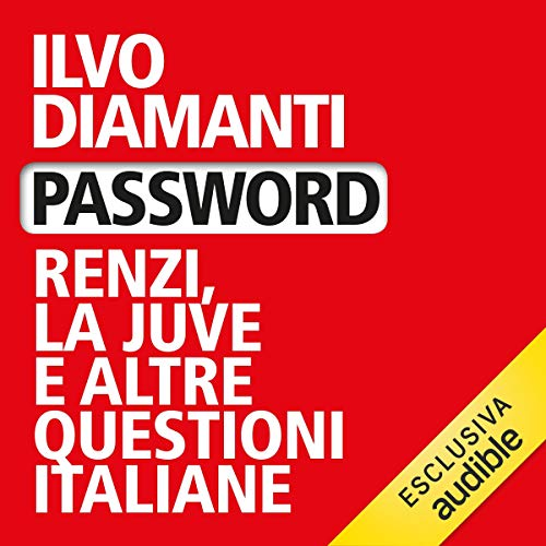 Password copertina