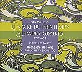 Le Sacre du Printemps/Violin Concerto